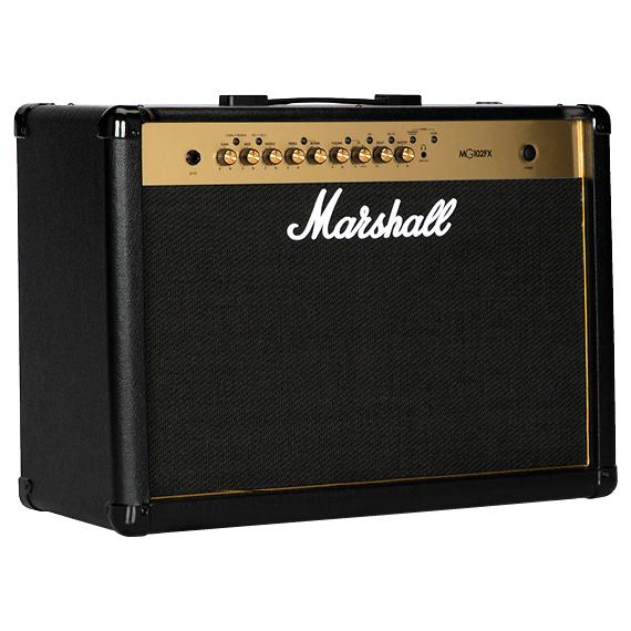 Гитарный комбоусилитель Marshall MG102GFX гитарный тюнер boss tu 3
