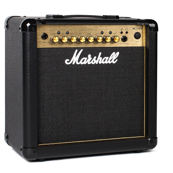 Фото - Гитарный комбоусилитель Marshall MG15GFX гитарный динамик jensen loudspeakers b12 150 8 ohm