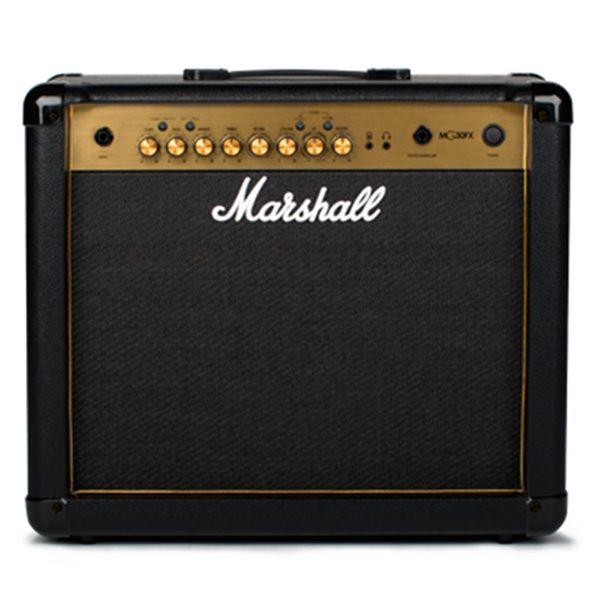 Гитарный комбоусилитель Marshall MG30GFX цена и фото