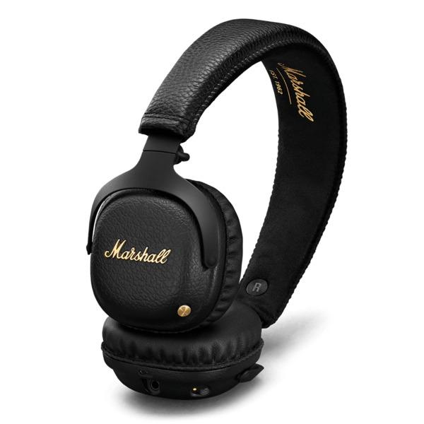 лучшая цена Беспроводные наушники Marshall Mid A.N.C. Bluetooth Black