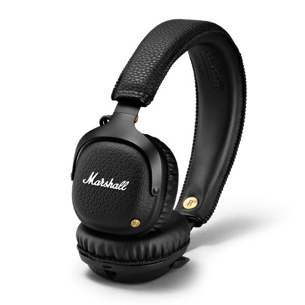 лучшая цена Беспроводные наушники Marshall Mid Bluetooth Black
