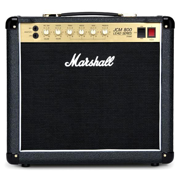 Гитарный комбоусилитель Marshall SC20C цена и фото