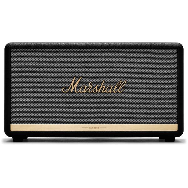 Беспроводная Hi-Fi акустика Marshall Stanmore II Black аудиосистема для мотоцикла avis мт185 black