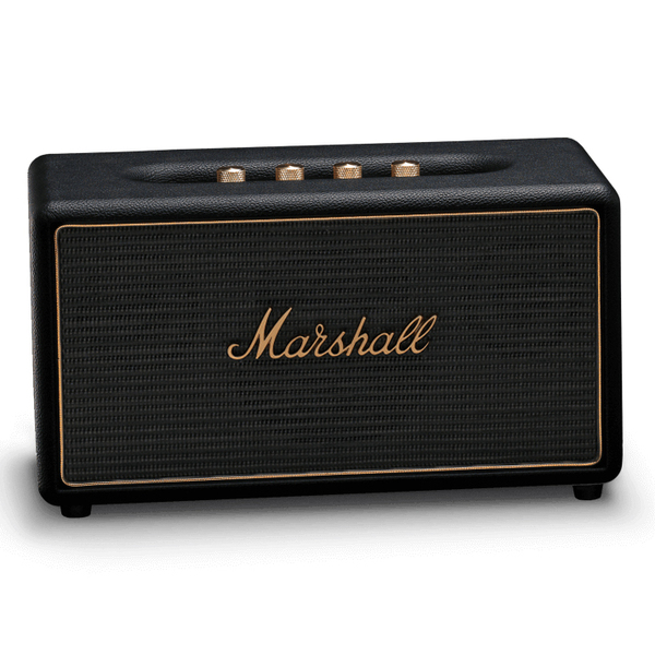Беспроводная Hi-Fi акустика Marshall Stanmore Multi-Room Black аудиосистема для мотоцикла avis мт185 black