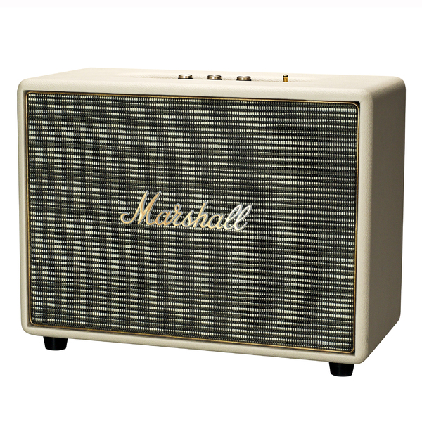 Беспроводная Hi-Fi акустика Marshall Woburn Cream портативная bluetooth колонка marshall woburn cream