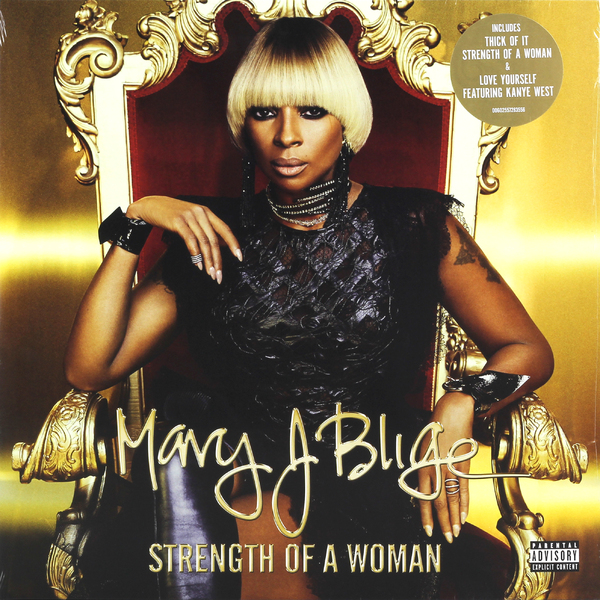 Mary J. Blige Mary J. Blige - Strenght Of A Woman (2 LP) mary leo a pinch of cool