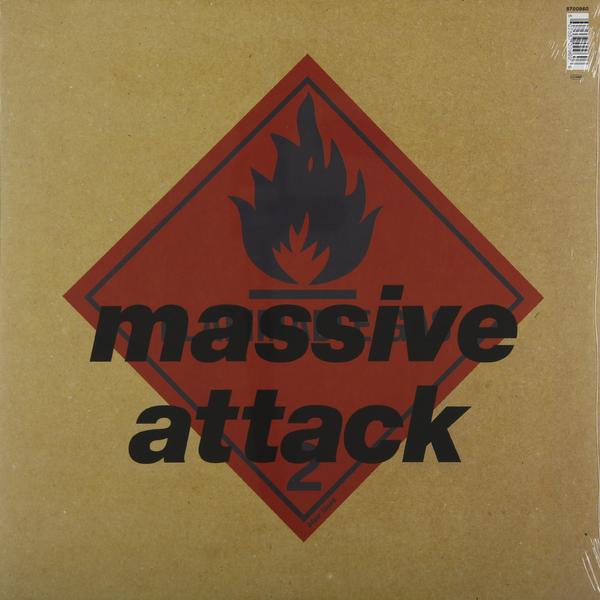 Massive Attack Massive Attack - Blue Lines massive attack massive attack blue lines