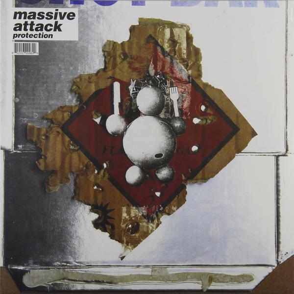 Massive Attack Massive Attack - Protection massive attack massive attack blue lines