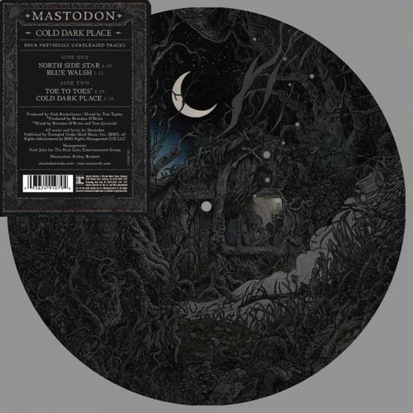 Mastodon Mastodon - Cold Dark Place (10 Picture Disc) недорго, оригинальная цена