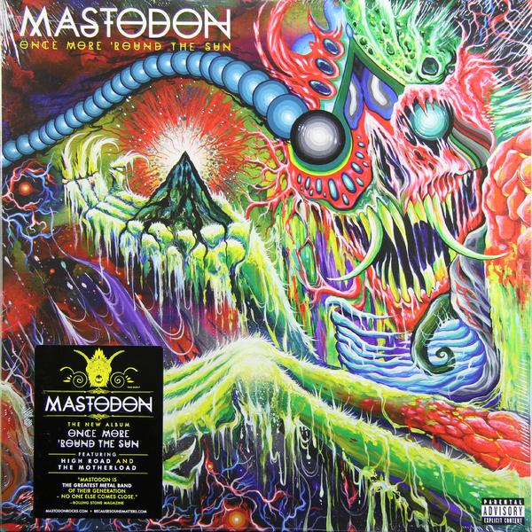 Mastodon Mastodon - Once More Round The Sun (2 LP) недорго, оригинальная цена