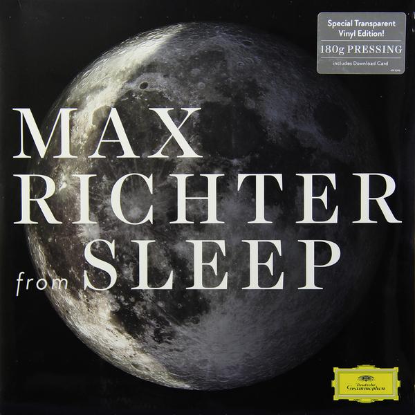 Max Richter Max Richter - From Sleep (2 Lp, 180 Gr) Transparent