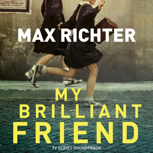 Max Richter Max Richter - My Brilliant Friend (2 LP) max richter berlin