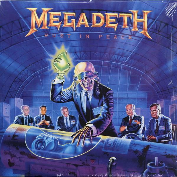 Megadeth Megadeth - Rust In Peace