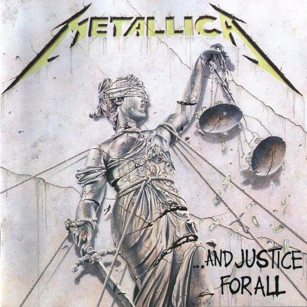 Metallica Metallica - ...and Justice For All (2 LP)