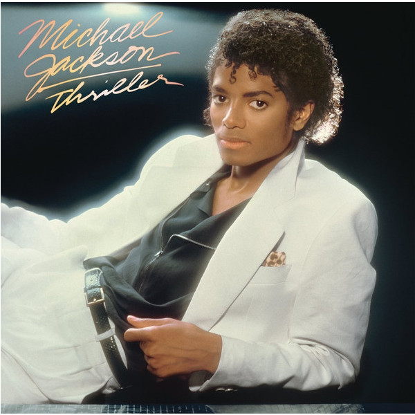 Michael Jackson Michael Jackson - Thriller michael jackson michael jackson dangerous 2 lp picture