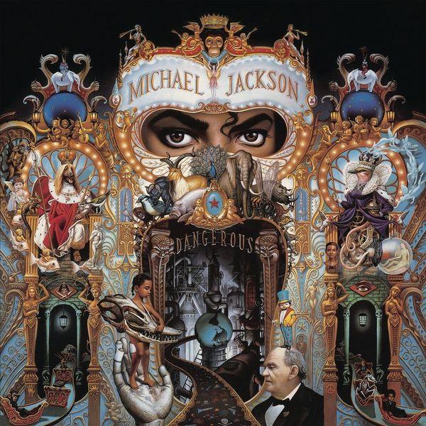 Michael Jackson Michael Jackson - Dangerous (2 LP) michael jackson michael jackson off the wall picture