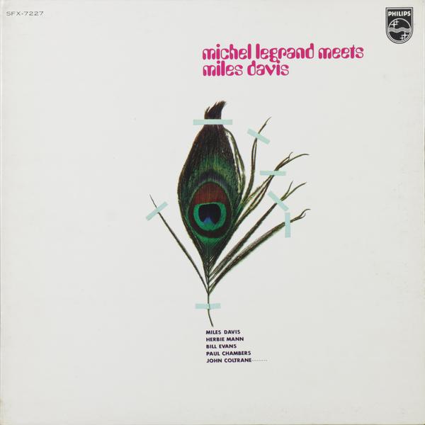 Картинка для Michel Legrand Michel Legrand - Michel Legrand Meets Miles Davis (japan Original 1st Press) (винтаж)