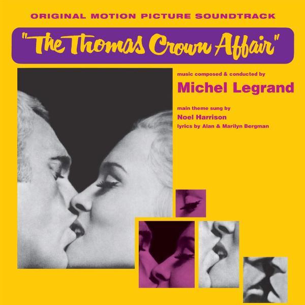 Michel Legrand Michel Legrand - Thomas Crown Affair the crown affair