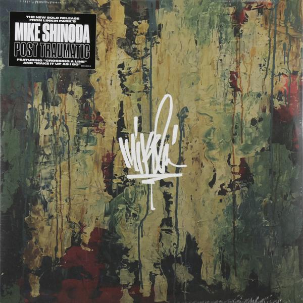 цена на Mike Shinoda Mike Shinoda - Post Traumatic (2 LP)