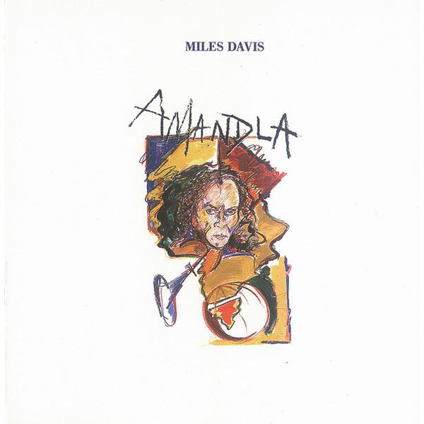 Miles Davis Miles Davis - Amandla miles edgeworth 3