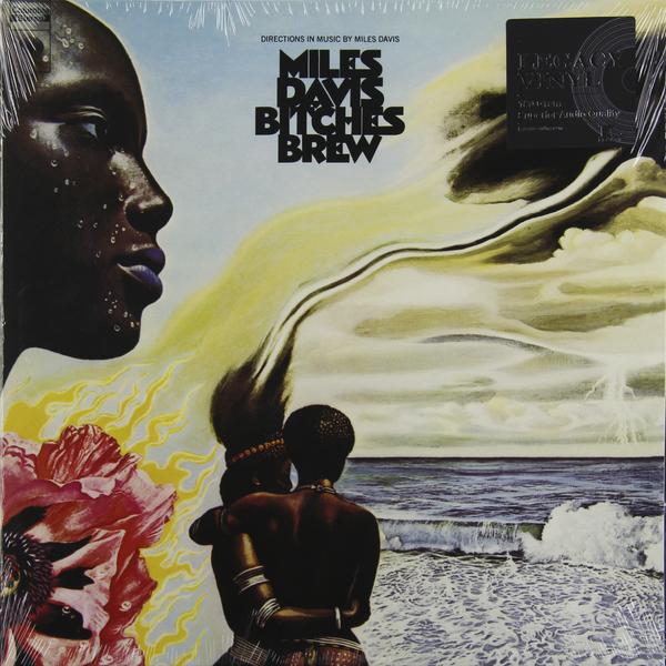 Miles Davis Miles Davis - Bitches Brew (2 Lp, 180 Gr) стоимость