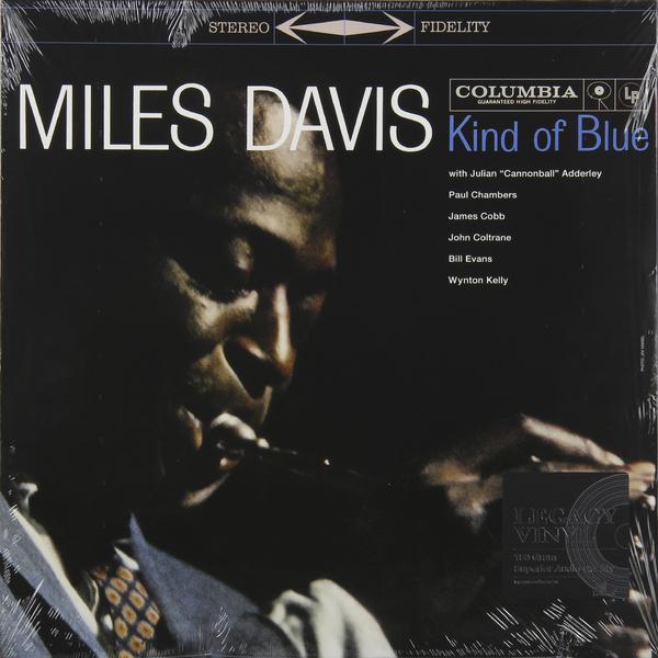 Miles Davis Miles Davis - Kind Of Blue miles davis miles davis on the corner