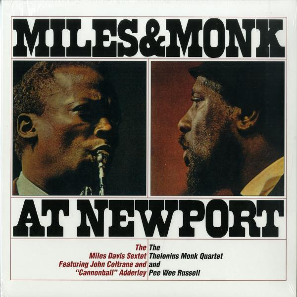 Miles Davis Miles Davis - Miles Monk At Newport miles edgeworth 3