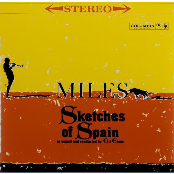 Miles Davis Miles Davis - Sketches Of Spain (180 Gr) стоимость