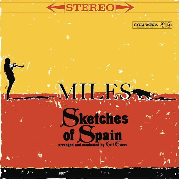 Miles Davis Miles Davis - Sketches Of Spain (colour) цена и фото