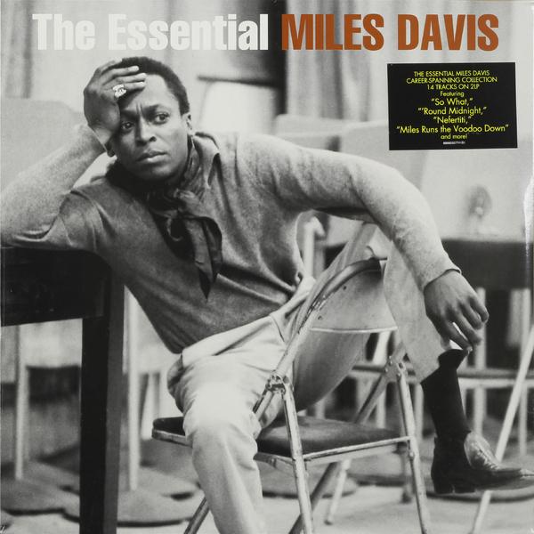 Miles Davis Miles Davis - The Essential (2 LP) miles davis john coltrane miles davis john coltrane the final tour copenhagen march 24 1960