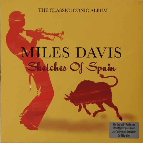 Miles Davis Miles Davis - Sketches Of Spain (180 Gr) Not Now Music стоимость