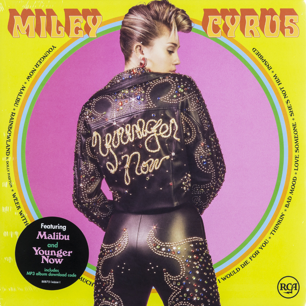 цена на Miley Cyrus Miley Cyrus - Younger Now