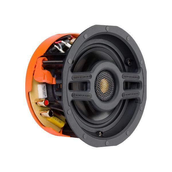 Встраиваемая акустика Monitor Audio CS160 Square (1 шт.) встраиваемая акустика elac ic 1005 1 шт