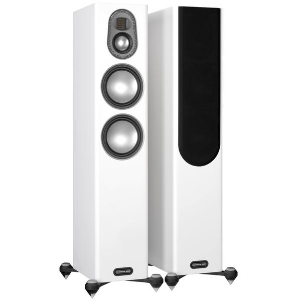 Напольная акустика Monitor Audio Gold 200 5G Satin White цена и фото