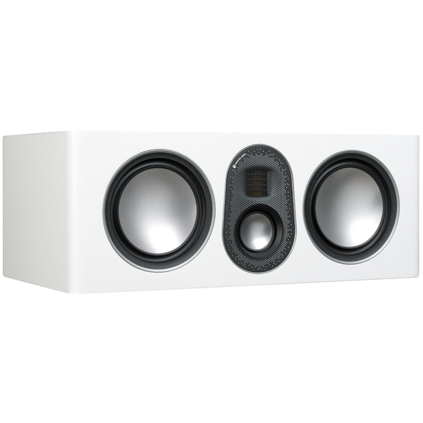 лучшая цена Центральный громкоговоритель Monitor Audio Gold C250 5G Satin White