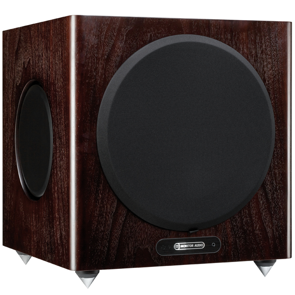 Активный сабвуфер Monitor Audio Gold W12 5G Dark Walnut активный сабвуфер mj acoustics reference 100 mkii walnut