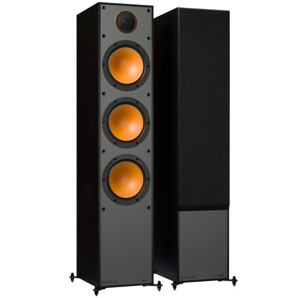 Напольная акустика Monitor Audio Monitor 300 Black цена и фото