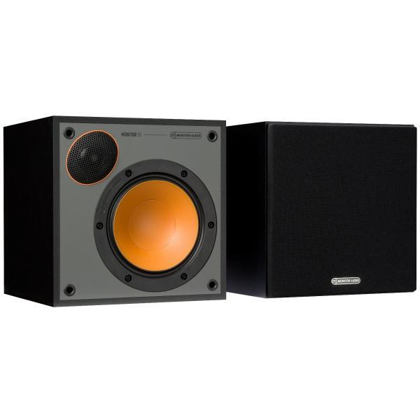 Полочная акустика Monitor Audio Monitor 50 Black цена и фото