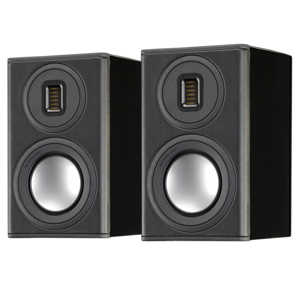 Полочная акустика Monitor Audio Platinum PL100 II Black Gloss полочная акустика monitor audio silver 100 black oak