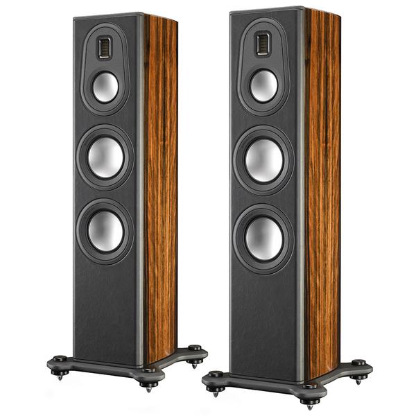 Напольная акустика Monitor Audio Platinum PL200 II Ebony цена и фото