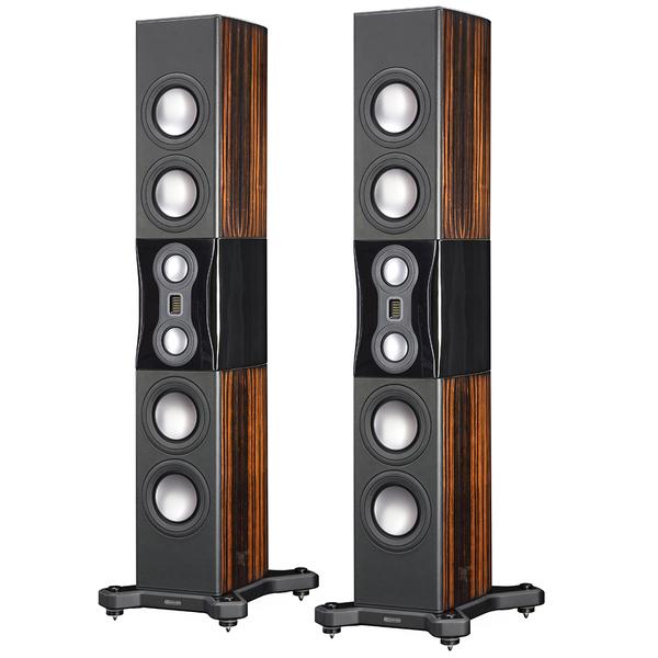 Напольная акустика Monitor Audio Platinum PL500 II Ebony цена и фото