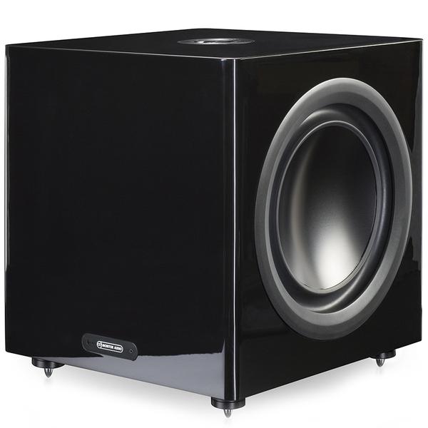 Активный сабвуфер Monitor Audio Platinum PLW215 II Black Gloss цена и фото
