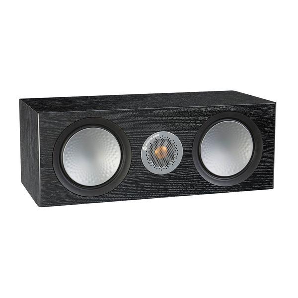 Центральный громкоговоритель Monitor Audio Silver C150 Black Oak центральный громкоговоритель t a kc 550 silver black