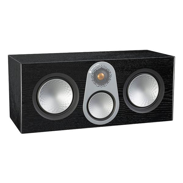 Центральный громкоговоритель Monitor Audio Silver C350 Black Oak центральный громкоговоритель t a kc 550 silver black