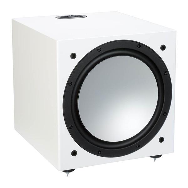 Активный сабвуфер Monitor Audio Silver W12 6G White активный сабвуфер ceratec vita iii white glass steel silver