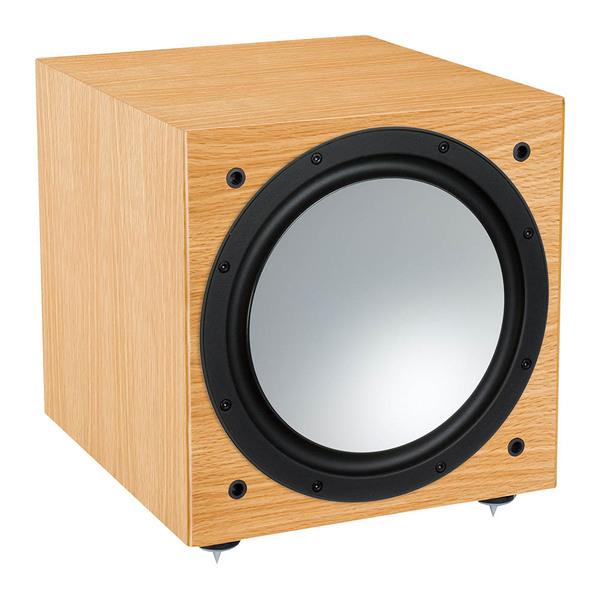 Активный сабвуфер Monitor Audio Silver W12 6G Natural Oak monitor audio silver centre natural oak