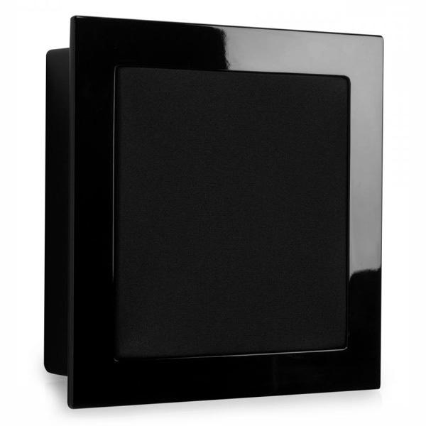 Встраиваемая акустика Monitor Audio Soundframe 3 InWall Black (1 шт.) bogeer yt 833 1 8 lcd bicycle stopwatch black 1 x cr2032