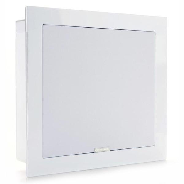 Встраиваемая акустика Monitor Audio Soundframe 3 InWall White (1 шт.) adjustable 3 mode white light 1 led strip nylon pet safety collar white black 2 x cr2032