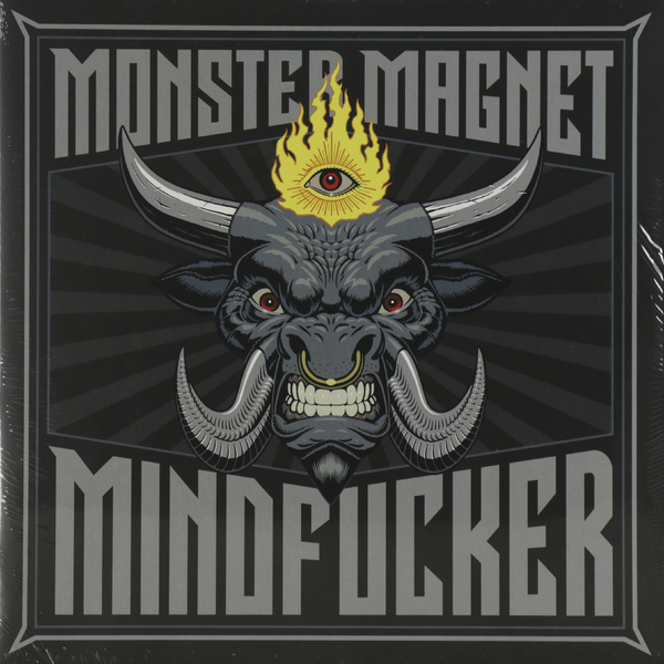 Monster Magnet Monster Magnet - Mindfucker (2 LP) цена и фото