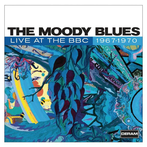 Moody Blues Moody Blues - Live At The Bbc: 1967-1970 (3 LP) who who live at hyde park 3 lp